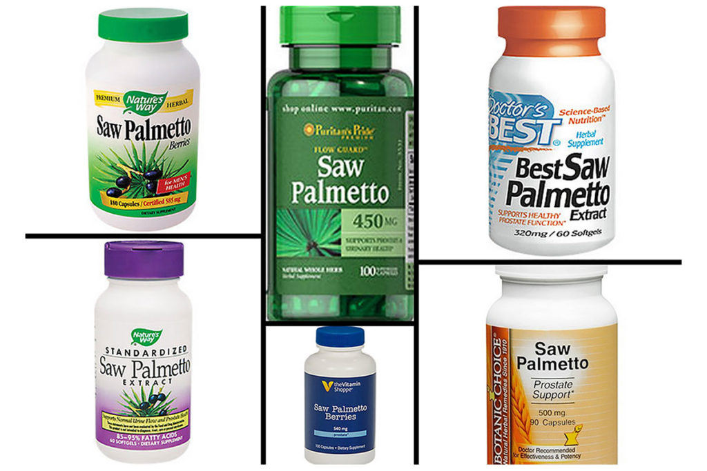 Saw Palmetto Hair Loss Treatment