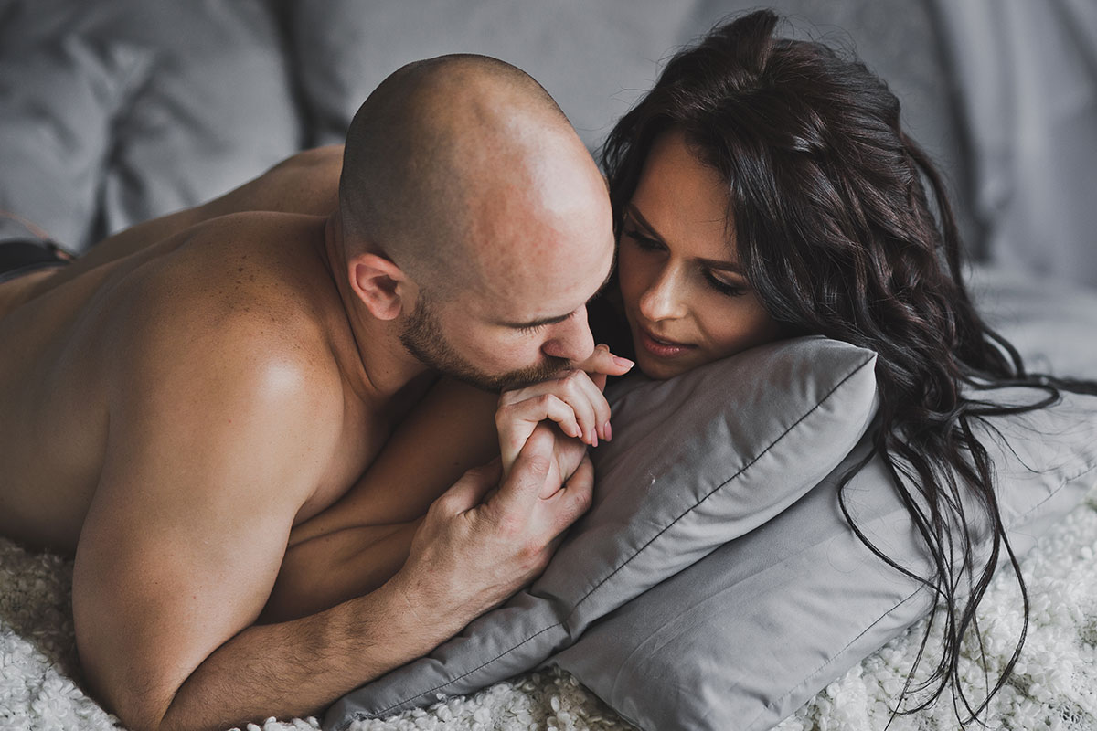 On men women bald What Do