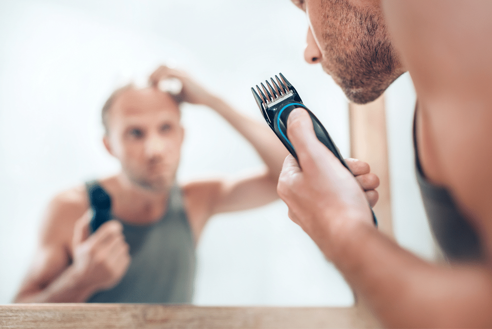 Hair loss scam not natural