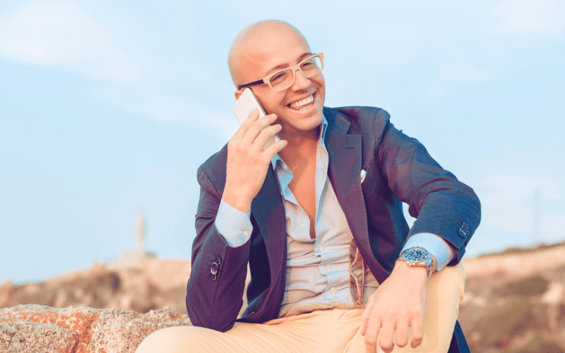 Born Again Hair Loss - The Bald Company