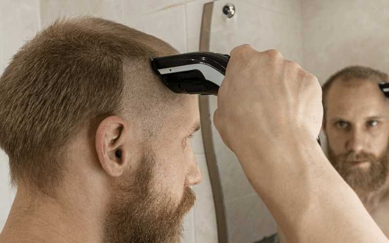 When To Shave Your Head - Bald Scale