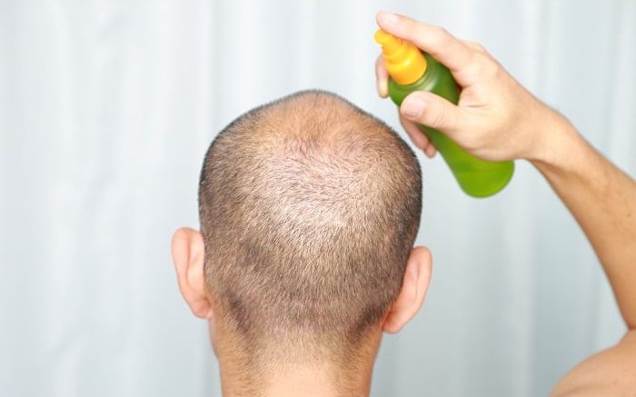 products used for hair regrowth