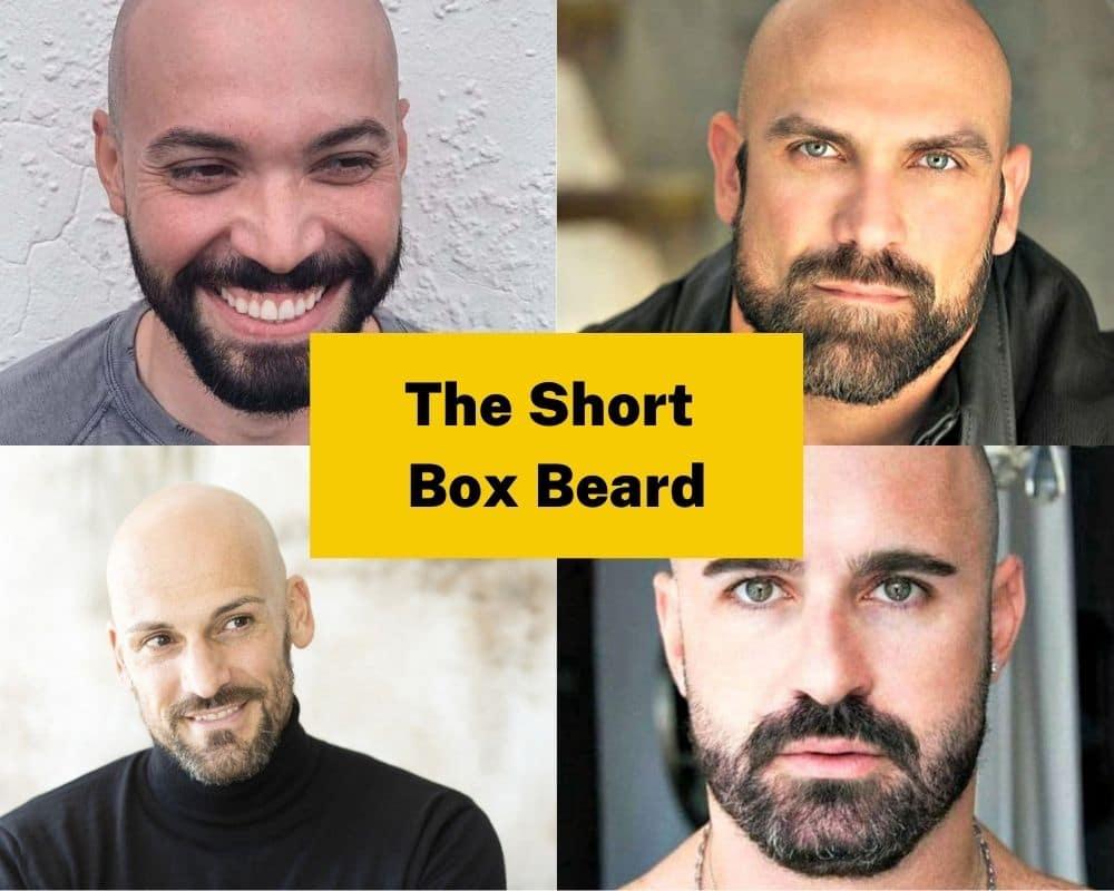 short-box-beard-style-for-bald-men-2021-best-styles