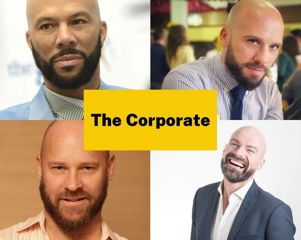 the-corporate-beard-style-for-bald-men-2021-best-styles