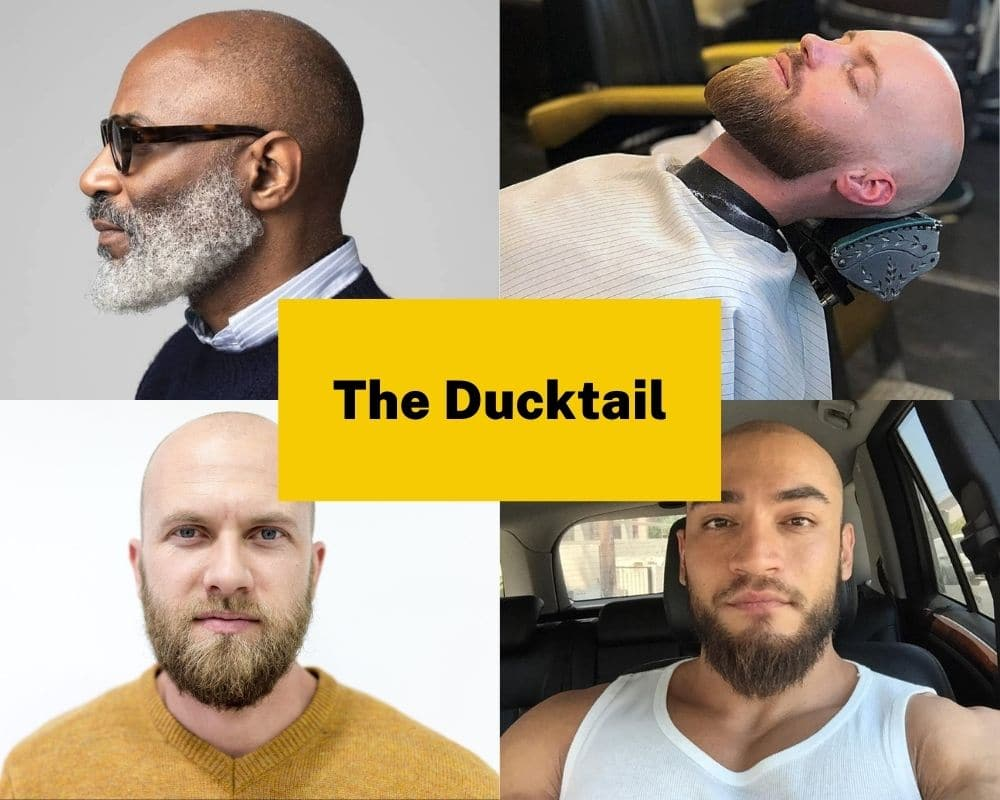 the-ducktail-beard-style-for-bald-men-2021-best-styles
