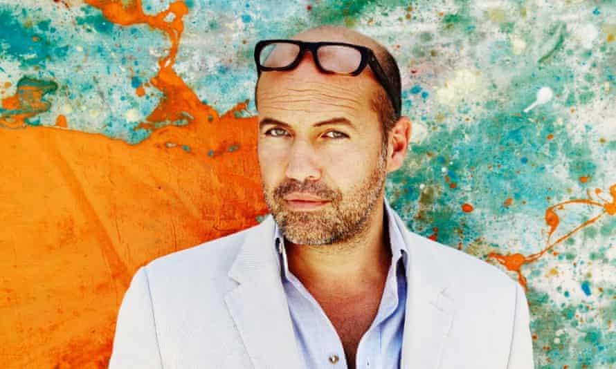 billy zane fashionable stylish bald famous person