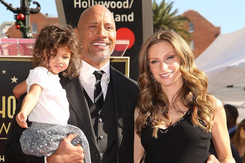 dwayne-johnson-family-the-rock-lauren-hashian-kids