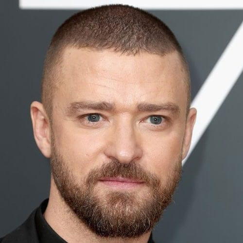 famous celebrity balding hair styles