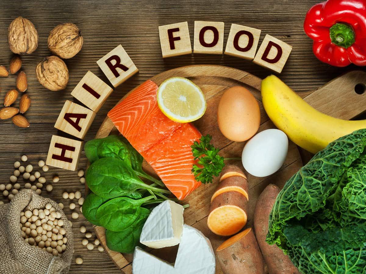 food to help hair growth