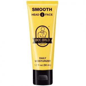 bee bald daily moisturiser with SPF 30